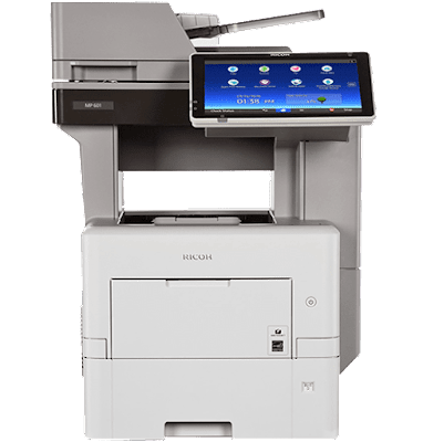 Ricoh MP 601SPF Driver Download