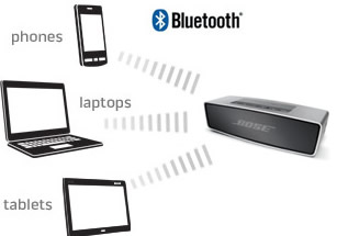 Bluetooth wireless networking