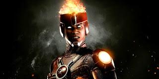 Injustice 2 - Firestorm queima tudo em vídeo de gameplay