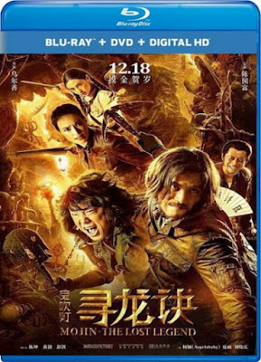 Mojin The Lost Legend 2015 Dual Audio BRRip 480p 400Mb x264