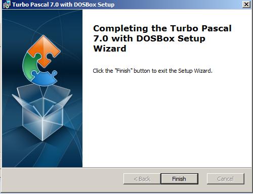 Tải Turbo Pascal 7.0 và hướng dẫn cài đặt Turbo Pascal trên máy tính d