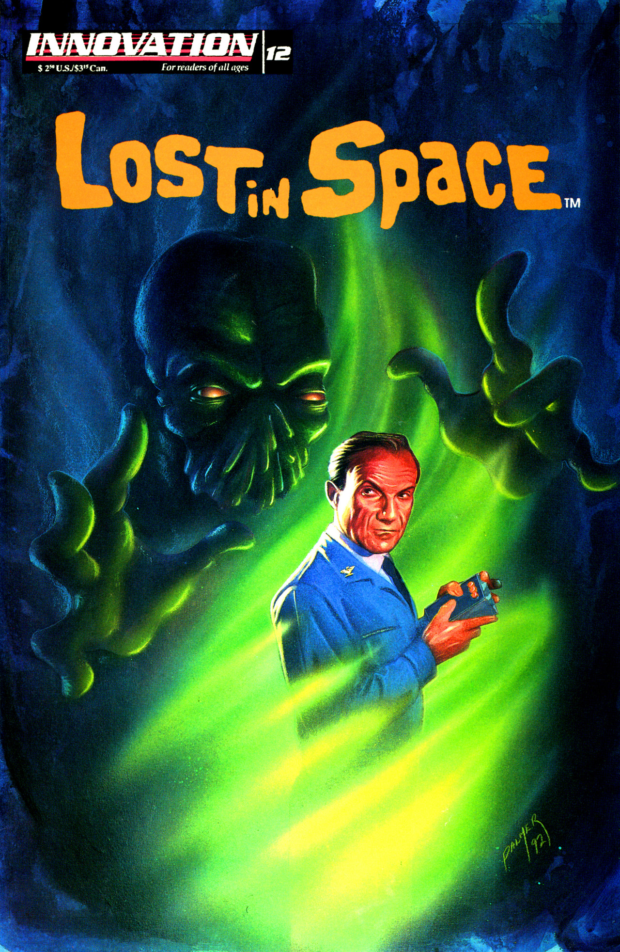Lost in Space (1991) 12 Page 1