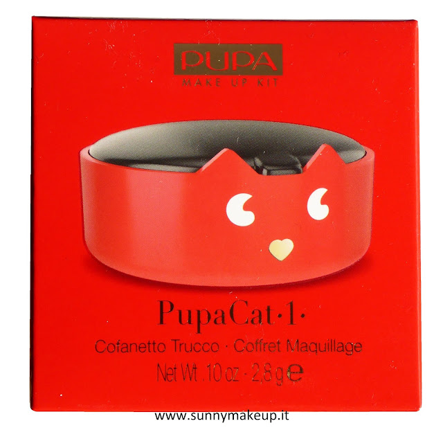 Pupa - Pupacat 1. Cofanetto natalizio 2015.