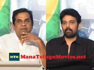 Brahmi,JD at Money Money More Money SucessMeet
