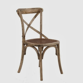 silla cruces natural, silla cocina, silla salon, silla comedor