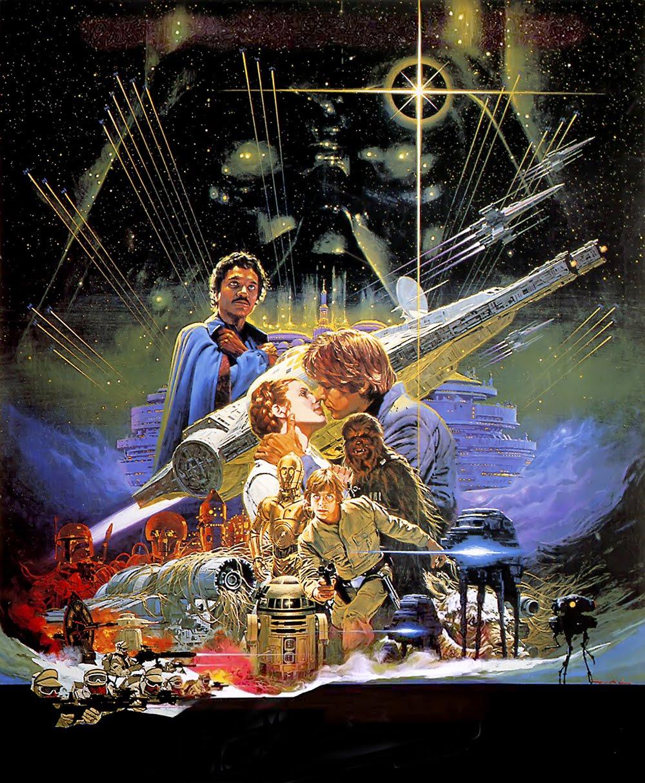 Color art and empire by natasha eaton -  Star Wars The Empire Strikes Back By Noriyoshi Ohrai