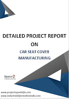 Car Seat Cover Manufacturing Project Report