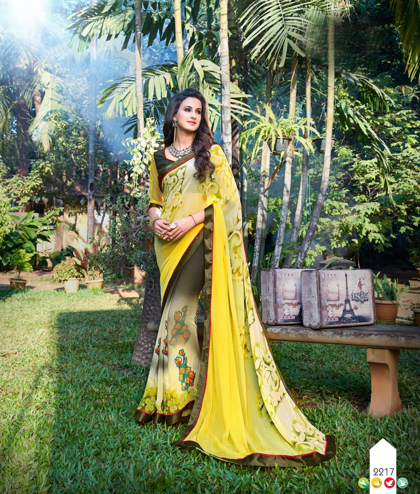 Ananya 2 – Latest New Collection Of Printed Saree