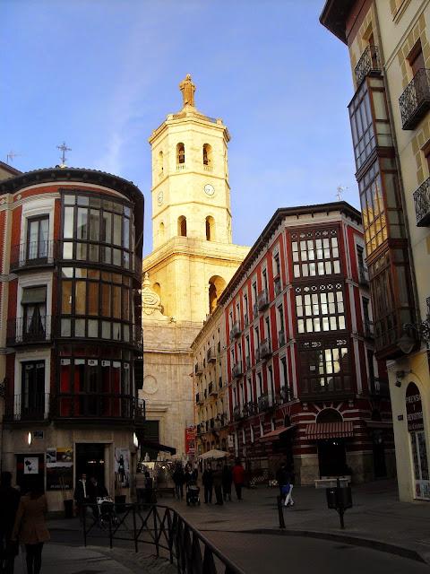 Por las calles de Valladolid
