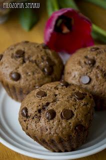 (Muffiny z twarogiem
