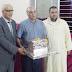 مجموعة مدارس الكوثر تحتفي بالاستاذ عبد الهادي منجد