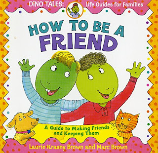 Picture Books About Kindness & Friendliness