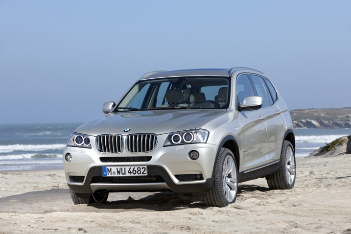 Look At the Car: 2013 BMW X3