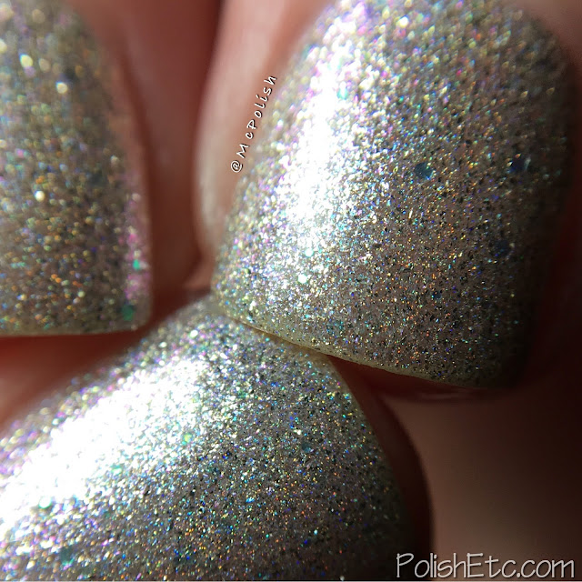 Moo Moo's Signatures - Secret Warrior Trio - McPolish - Ice Storm