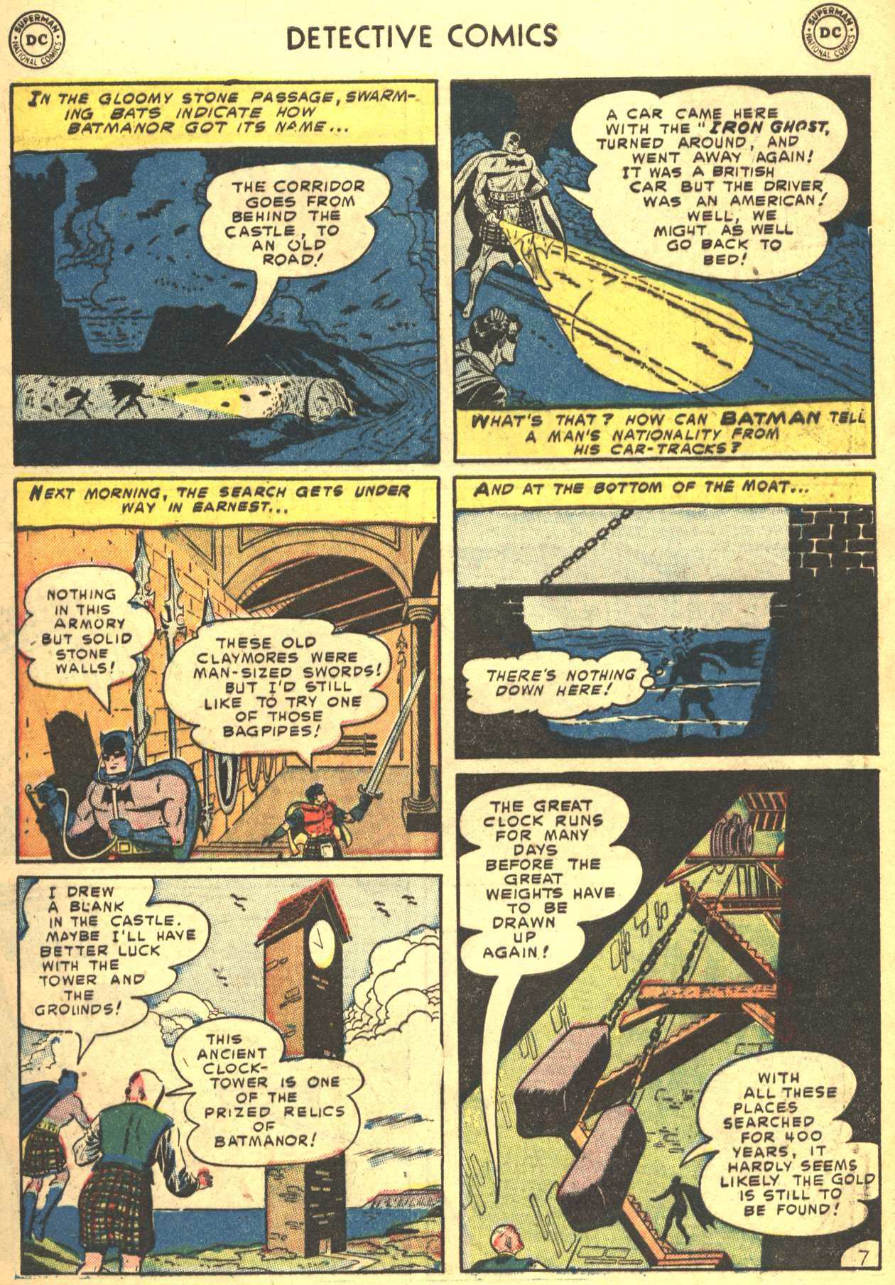 Detective Comics (1937) 198 Page 8