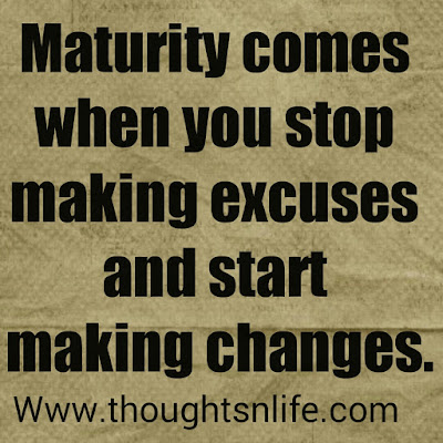 quotes about life, quotes about maturity