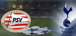 مشاهدة مباراة توتنهام وايندهوفن بث مباشر بتاريخ 24-10-2018 دوري أبطال أوروبا