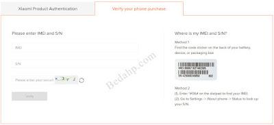 Cara Cek IMEI Xiaomi Asli atau Palsu Paling Akurat