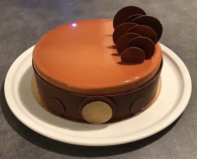 recette gâteau chocolat au lait fruits de la passion cacahuète