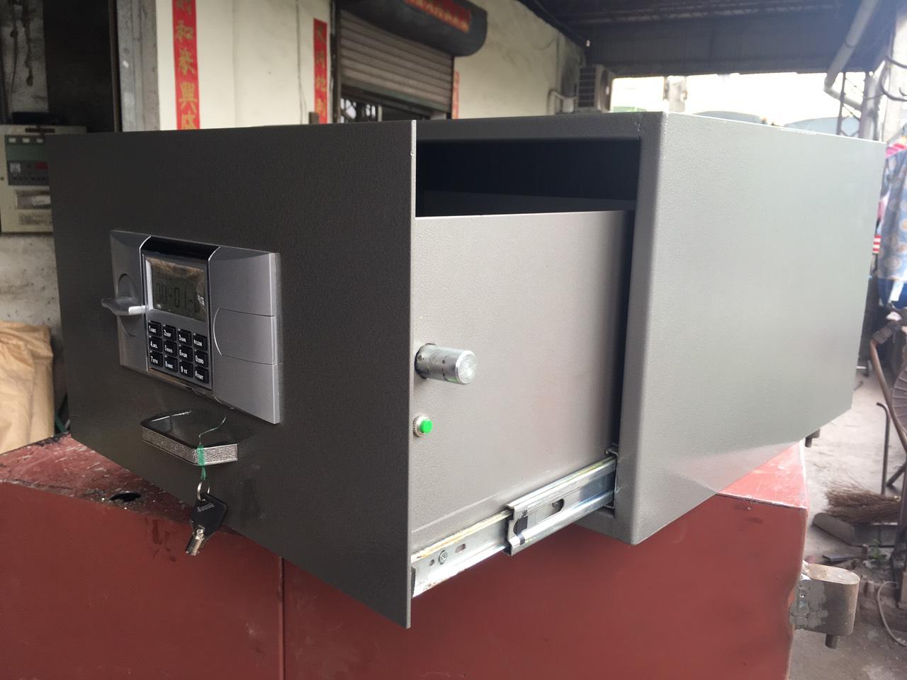 抽屜型電子保險箱