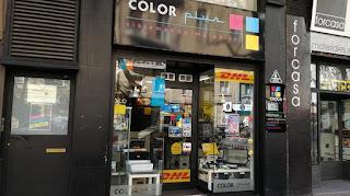 Color Plus Zaragoza Universidad