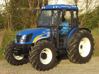 New Holland Agriculture Manual PDF: New Holland TNDA, TNSA