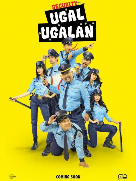 Download Film Security Ugal Ugalan 2016