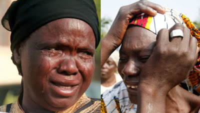 20 chibok mothers have died