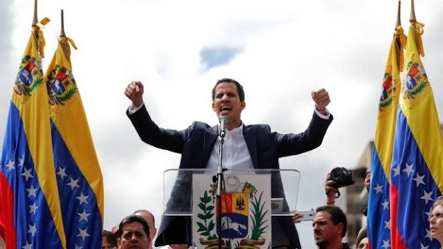 Brasil vai reconhecer Juan Guaidó como presidente interino da Venezuela