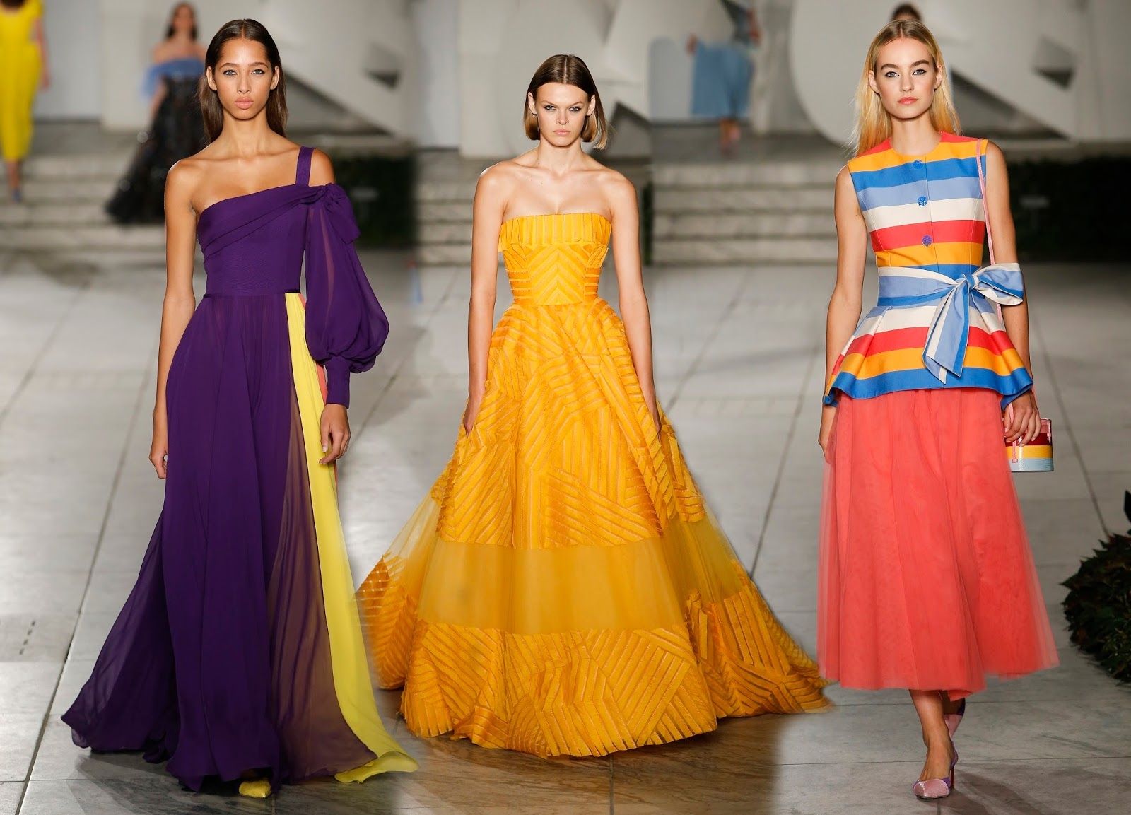 Carolina herrera spring 2018 fashion show 31