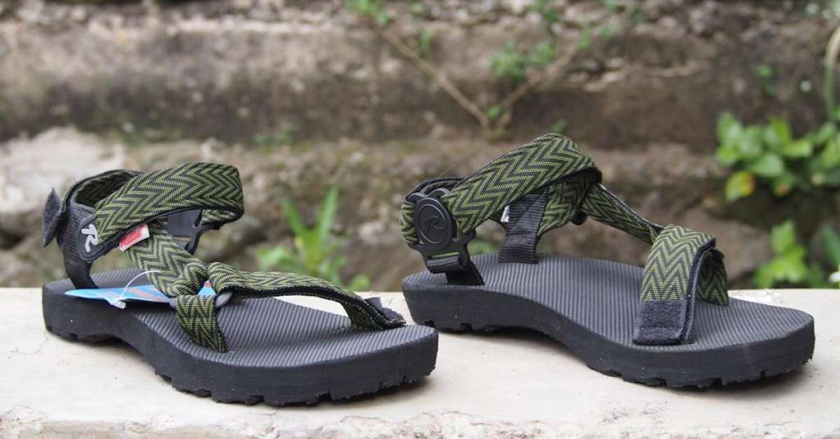 Model Sandal Gunung Pria 2018