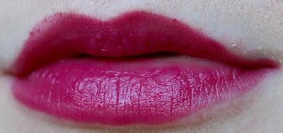 burts bees lipstick magenta rush