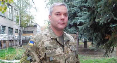 Командувачем об'єднаних сил на Донбасі призначено генерала Наєва