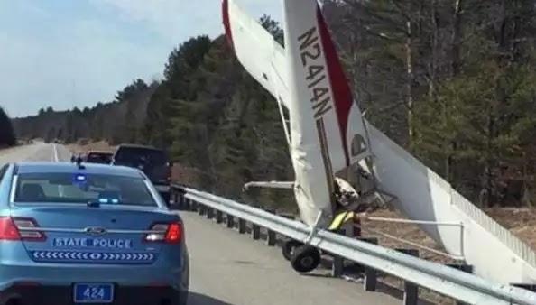 Από θαύμα σώθηκε πιλότος στις ΗΠΑ – Το αεροπλάνο του έπεσε με τη μύτη στο έδαφος και βγήκε σώος! (βίντεο)