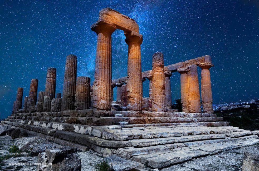 Turismo: Alla scoperta dei Siti UNESCO della Sicilia