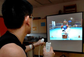 Cedera Wii saat Bermain Nintendo