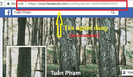 đổi tên đăng nhập Facebook_6