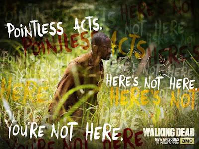 The Walking Dead - 6x04 - Qui non è qui (Here's not here)