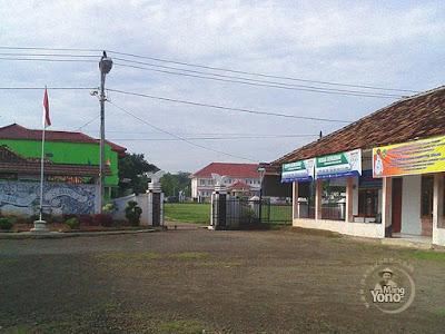 FOTO 2 : Samsat Masuk Desa (SAMADES ) Desa Bendungan,   Pagaden Barat, Subang