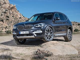 سيارات بي ام دبليو 2018 - BMW » 2018 X3