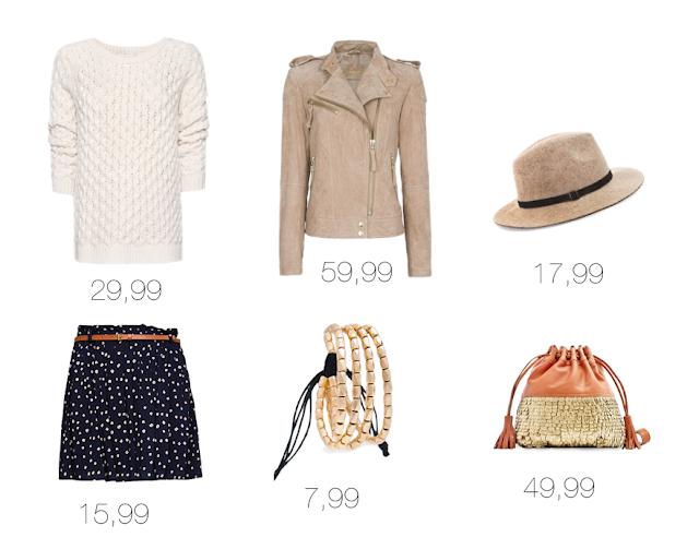 Vístete a la moda con prendas de otras temporada a precios Low Cost II