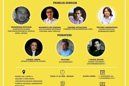 BP2M Unnes Akan Gelar Pendidikan Jurnalistik Dasar 2017 Se-Kota Semarang