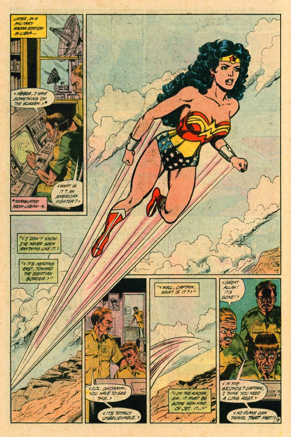 Read online Wonder Woman (1987) comic -  Issue #29 - 20