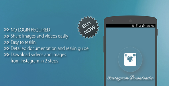 Instagram Videos And Images Downloader + Admob