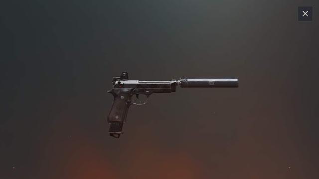 سلاح P92