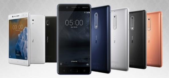 Nokia Kembali Jaya, Menang dari Segi Penjualan