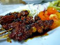 Resep membuat Sate kambing madura enak Serta Bumbu nya