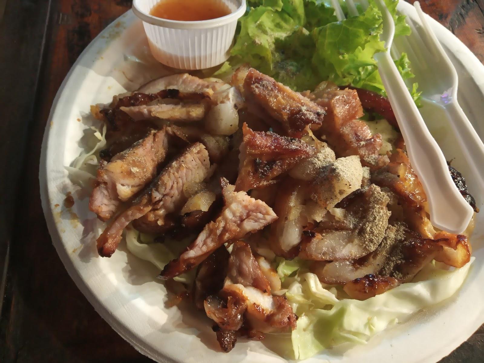 Eating crocodile meat in Thailand. Benefits of crocodile meat.| Ummi Goes Where?