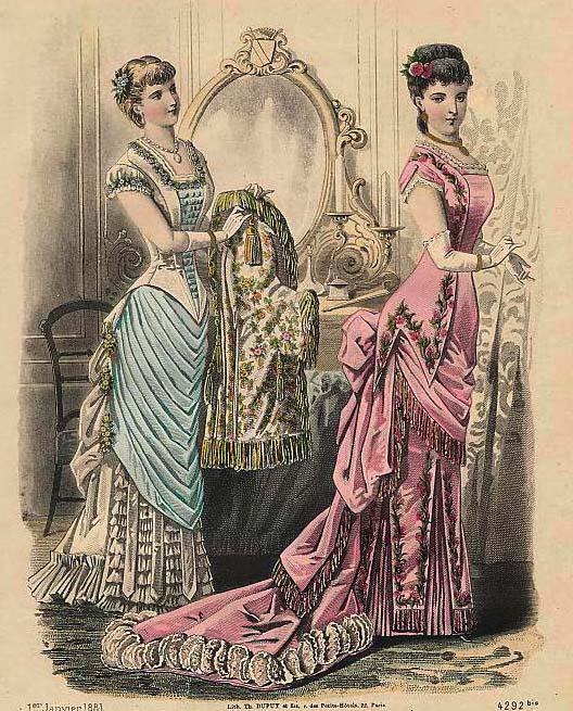 Vintage Fashion Prints 88