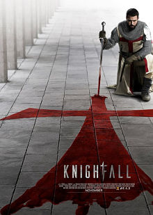 Sinopsis pemain genre Serial Knightfall (2017)